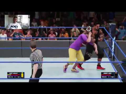 WAS THIS SUPPOSED TO HAPPEN?? - WWE 2K18 My Career