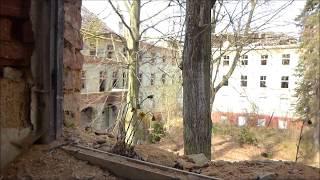 Urbex Chodov CZ/Abandoned Monastery
