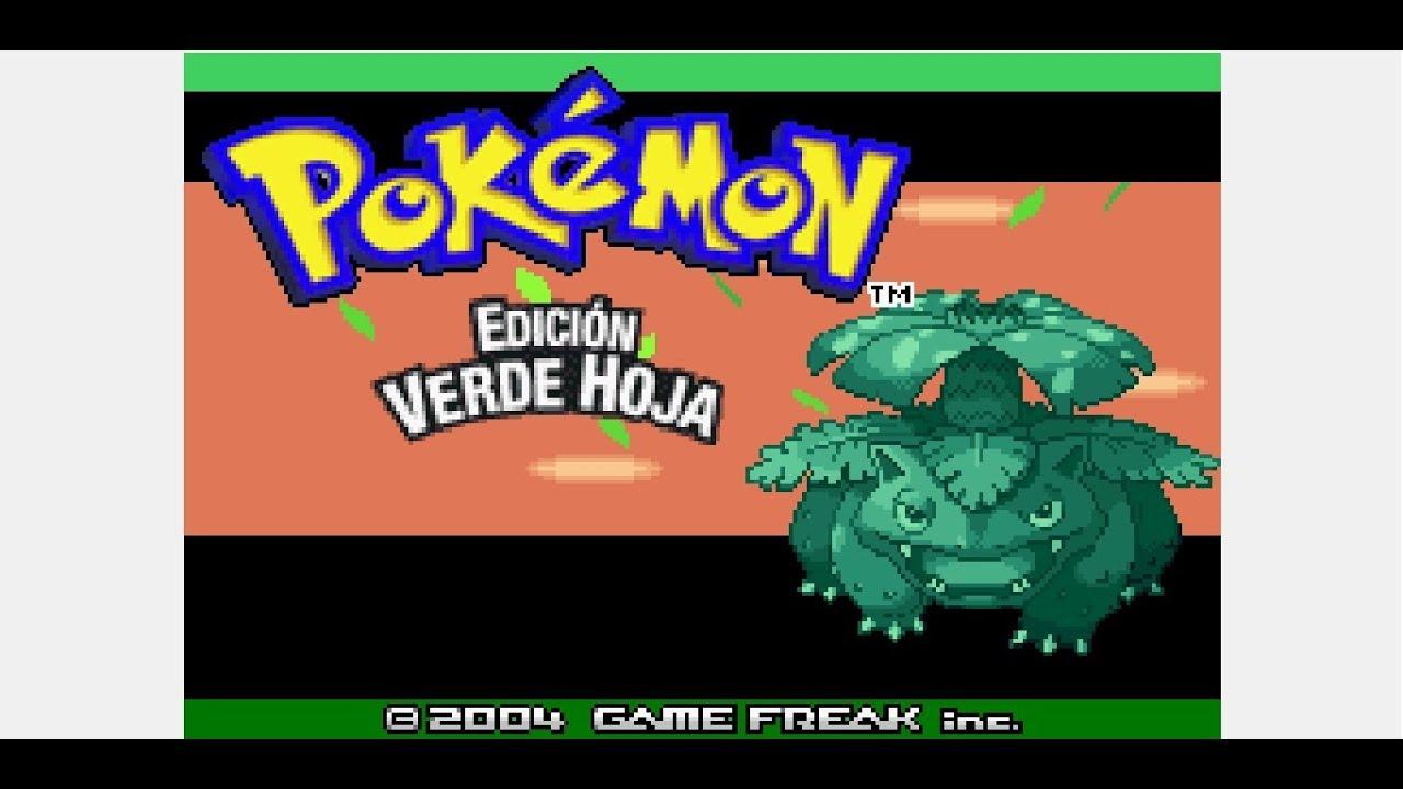 Como Descargar Pokemon Verde Hoja Gba para pc Sin