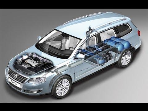 Volkswagen Passat TSI EcoFuel (CNG)