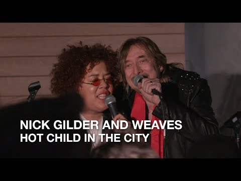 Nick Gilder + Weaves | Hot Child In The City | Playlist Live 2018