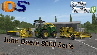 "[""Farming Simulator 17"", ""Farming"", ""JohnDeere"", ""John Deere"", ""Deere"", ""Feldhäckler"", ""8000er"", ""Schneidwerk"", ""häckseln"", ""Landwirtschaft"", ""Simulator""]"