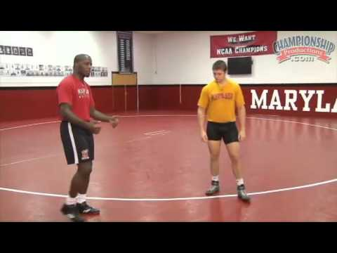 Kerry McCoy: Practice Drills for Wrestling Success