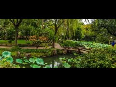 Suzhou Gardens Beautiful China City
