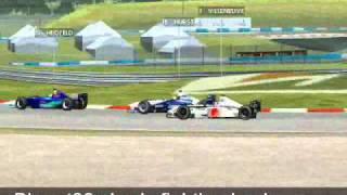 F1 Challenge: 2001 Malaysian Grand Prix