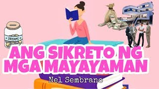 Ang Sikreto ng mga Mayayaman - Nel Sembrano