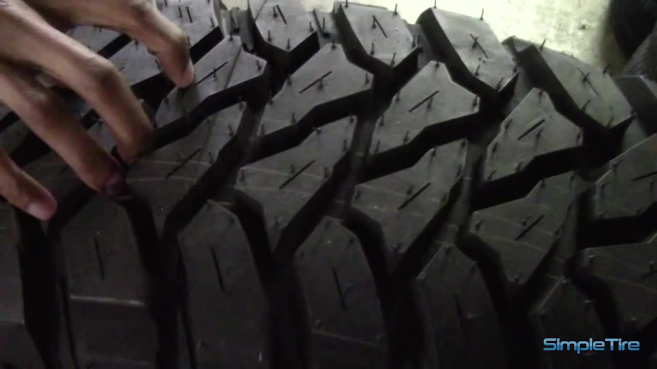Best Snow Tires >> KENDA KLEVER MT TIRE REVIEW | SimpleTire.com - YouTube