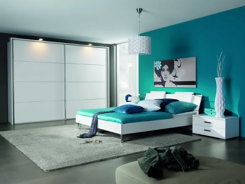 Chamber coucher couleure youtube for Decoration chambre a coucher
