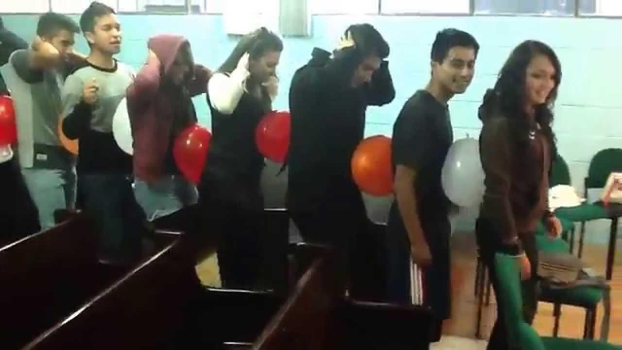 Dinamica Y Penitencia Reunion De Jovenes Ibj Youtube