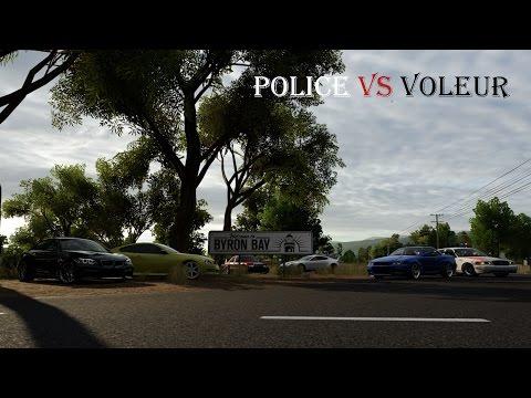 POLICE VS VOLEUR - Byron Bay #2 ( Forza Horizon 3 )