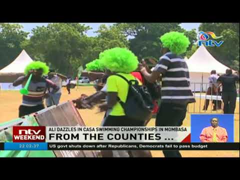 Joan Chelimo and Bernard Kimeli win Elgeyo Marakwet AK cross country