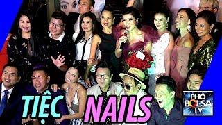 Ca sĩ Nguyễn Hồng Nhung mở tiệc Nails - Giới thiệu sản phẩm Apple 5G Chrome