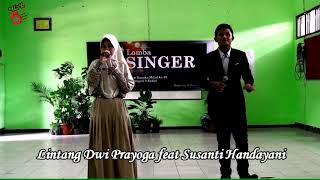 Memori Berkasih cover Lintang Dwi Prayoga ft Susanti Handayani