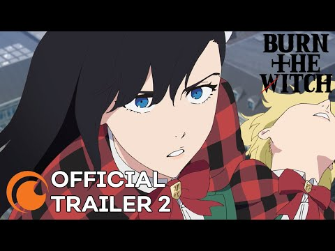 BURN THE WITCH | OFFICIAL TRAILER 2