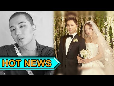 Min Hyo Rin says Goodbye to Taeyang Before His Enlistment Tomorrow