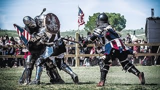 Armored Combat League - Medieval Festival NYC 2017 | Game of Thrones