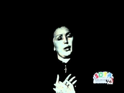 "Edith Piaf ""La Vie En Rose"" on The Ed Sullivan Show"
