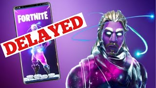 THIS IS WHY YOU HAVEN'T RECEIVED YOUR GALAXY SKIN YET | GALAXY SKIN DELAYED | FORTNITE BATTLE ROYALE