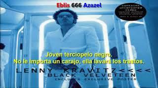 Lenny Kravitz — Black velveteen (subtitulada).