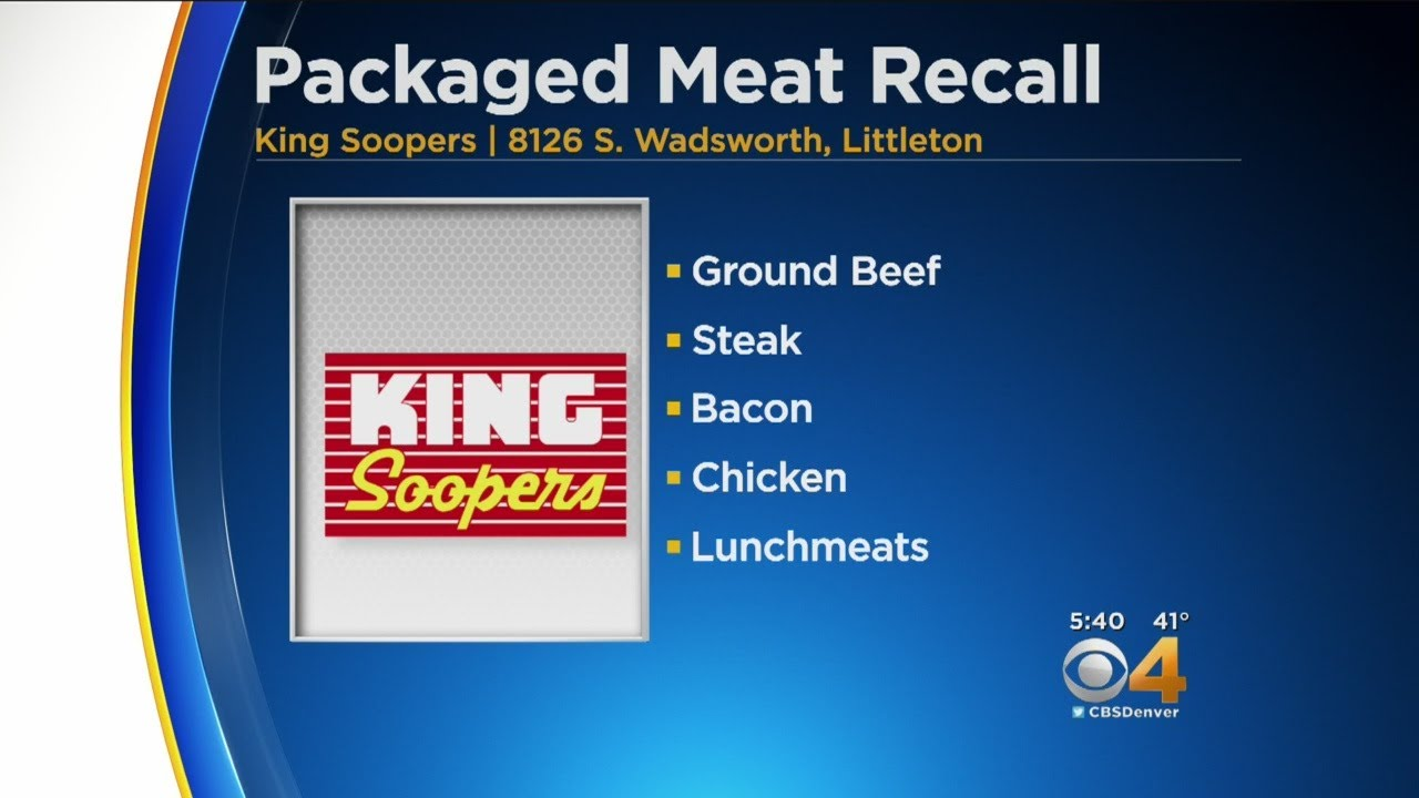 King Soopers Is Recalling Packaged Products After Refrigerator Issue ...