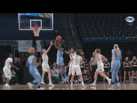 UNC Women's Basketball: Janelle Bailey Drops 30 & 19 at Wake Forest
