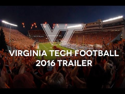 Virginia Tech Football // 2016 Trailer