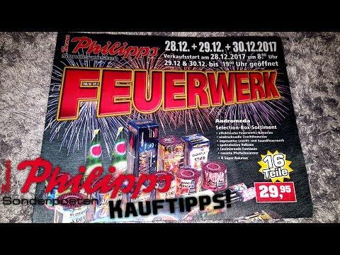 Thomas Philipps Feuerwerksprospekt 2017/2018