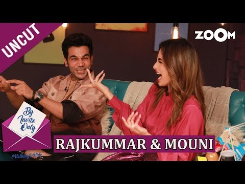 Rajkummar Rao and Mouni Roy | By Invite Only | Episode 35 | Made In China | Full Episode Mp3