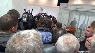 Судейский сговор против Саакашвили