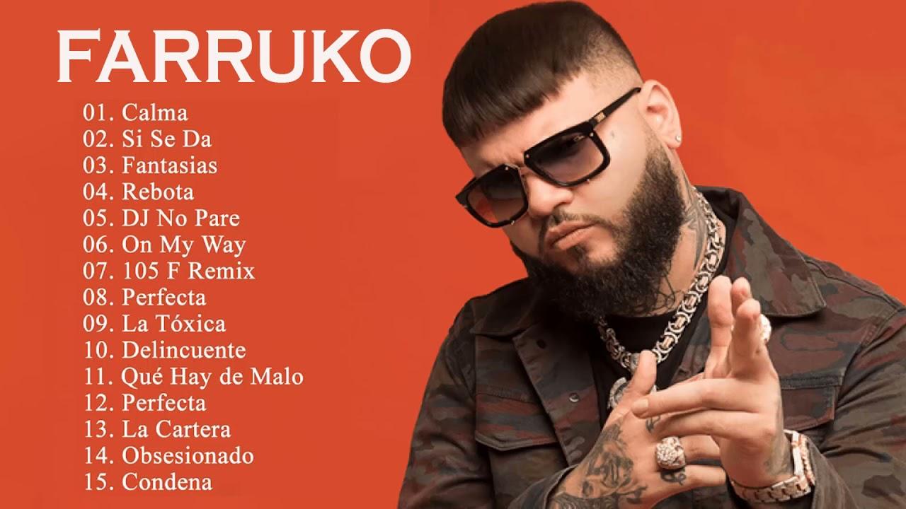 Mix Farruko - Lo Mejor de Farruko 2021 - Sus Más Grandes Éxitos de Reggaeton