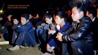 Lễ hội nhảy lửa của người Pà Thẻn Tuyên Quang