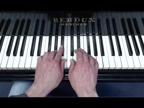 Schubi-dubi - Michel Crichton, very easy piano piece