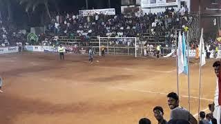 Funny penalty in Ap aslam all India sevens football