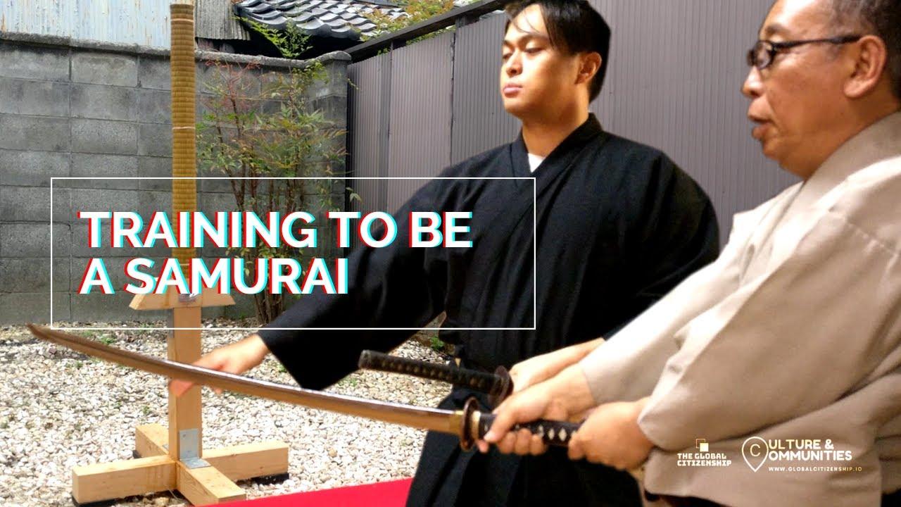 Kyoto Training To Be A Samurai Global Citizenship X Samurai Juku Youtube