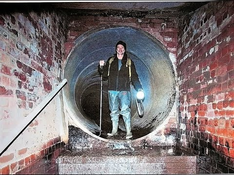 Exploring Sheffield's Underground Rivers, MEERSBROOK
