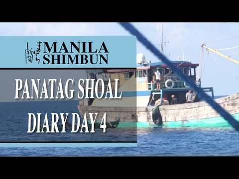 PANATAG SHOAL Diary: Exclusive – Day 4