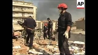 Gölcük depreminin daha önce hiç yayınlanmamış görüntüleri - 3 (AP arşivinden)