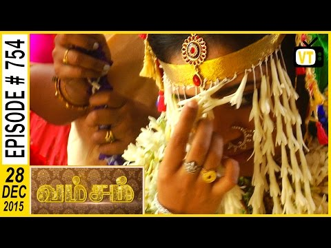 Gunal coming to Madhan 's Wedding , He caught by Muthu , Muthu and Gunal are fighting each other 2:54 Sollaiamma came to stop Madhan 's marriage,  She is blackmailing Madhan that she going to stop his marriage 5:33 Archana says everything about Madhan and his plans , she ask Radha to take a right decision for her marriage 10:09 Radha says thanks to Bhoomika and Archana  for save her life 14:18 Sollaiamma tries to says about Madhan to Radha 20:04      Cast: Ramya Krishnan, Sai Kiran, Vijayakumar, Seema, Vadivukkarasi For more updates,  Subscribe us on:  https://www.youtube.com/user/VisionTi... Like Us on:  https://www.facebook.com/visiontimeindia