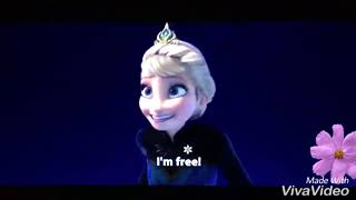 FROZEN - Let It Go (Idina Menzel) - Cover Version by Nelly Yusof (with lyrics)