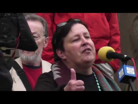 Save Sheffield's Trees Rally (07/4/18) - Speakers (Part 2 of 2)