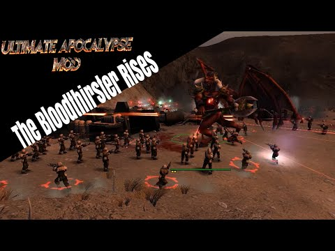 Dawn Of War Ultimate Apocalypse - The Bloodthirster Rises