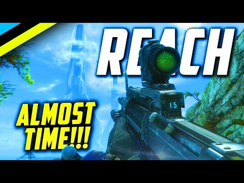 HALO REACH on PC Is Almost Here! Halo MCC PC Update - YouTube