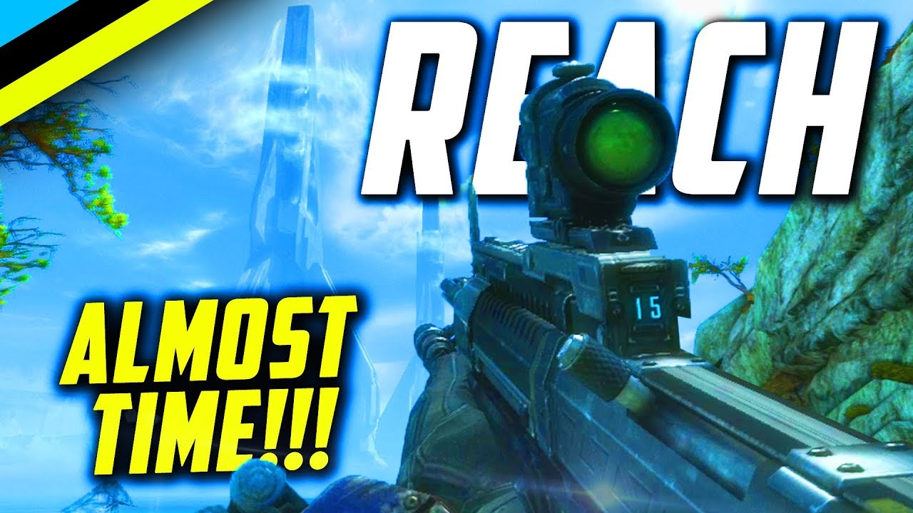 HALO REACH on PC Is Almost Here! Halo MCC PC Update