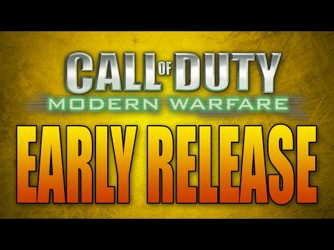 how to play cod 4 remastered early