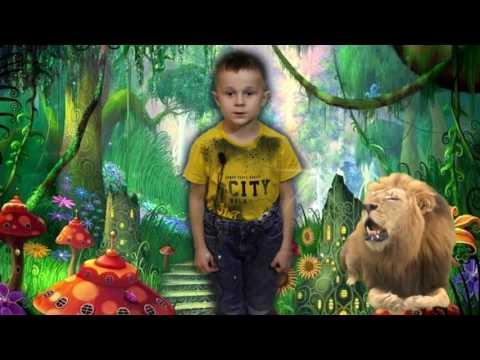 Елена Степнова Родной мой папа... (читает Виолетта Наумчук, 5 лет)