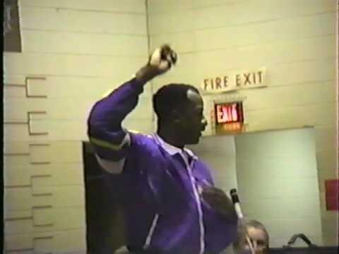 David Thompson -Newton Conover Middle School-1991