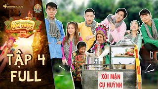 THE KING OF FOOD 6 - EP 4 Full - Truong Giang causes Du Uyen, Dat G to fight and chases Anh Tu out