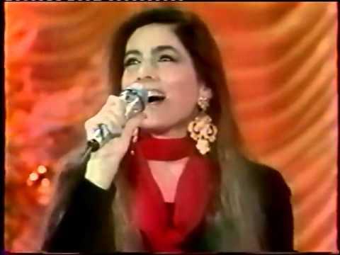 Al Bano & Romina Power   Felicità,  live, Paris 1991
