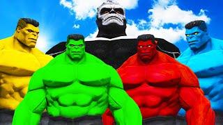 Green Hulk & Red Hulk &…