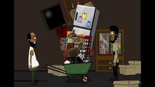 Download Ramscomics Comedy - Noko Mashaba - I'm Leaving Satafrika (Ramscomics)